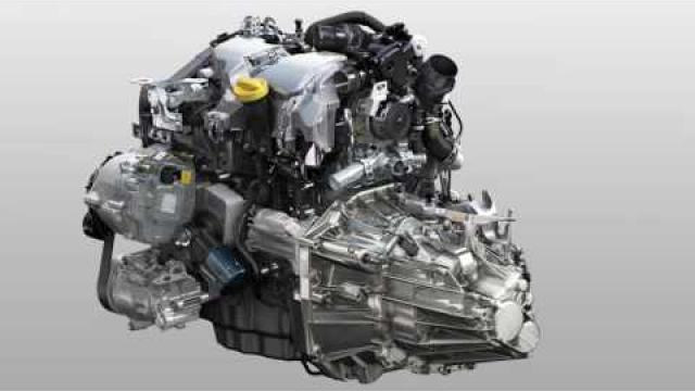 MOTEUR ENERGY DCI 110 HYBRID ASSIST