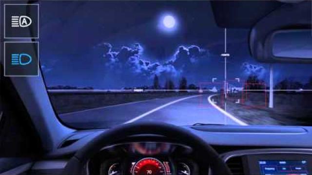 Feux de route automatique