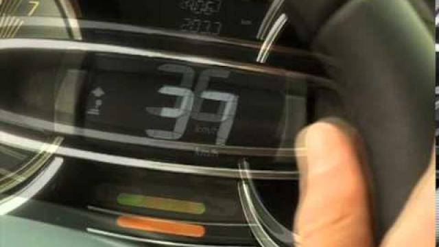 CLIO : Eco conduite