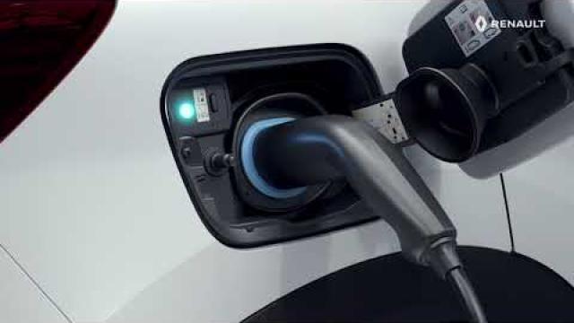 E-TECH PLUG-IN HYBRID - Recharge de la batterie de traction