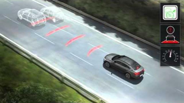 Régulateur vitesse adaptif