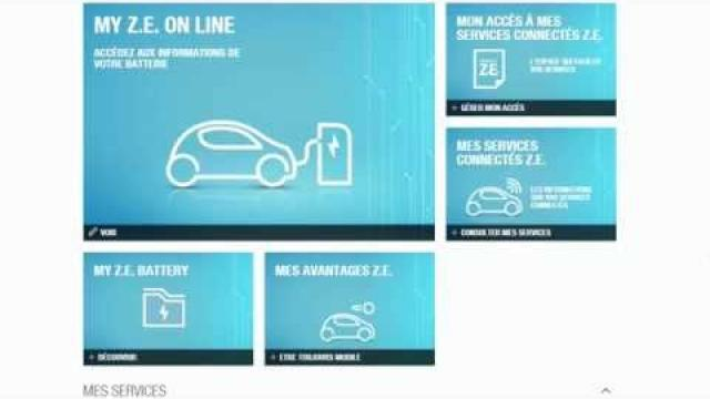 Accès aux servcice Z.E pour les véhicules éléctriques