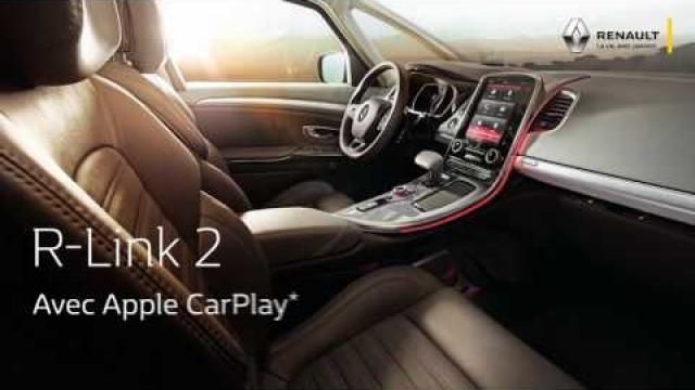 R-LINK 2 AVEC APPLE CARPLAY