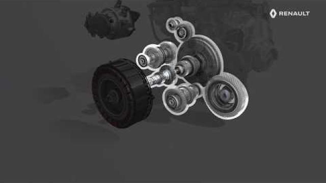 E-TECH PLUG-IN HYBRID - La boîte de vitesses automatique multi-modes E-TECH