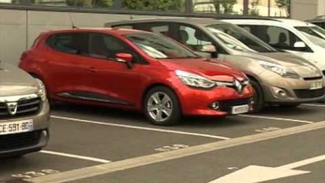 Carte Renault mains libres