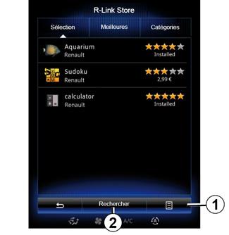 e guide renault com r link2 apps r link store. Black Bedroom Furniture Sets. Home Design Ideas