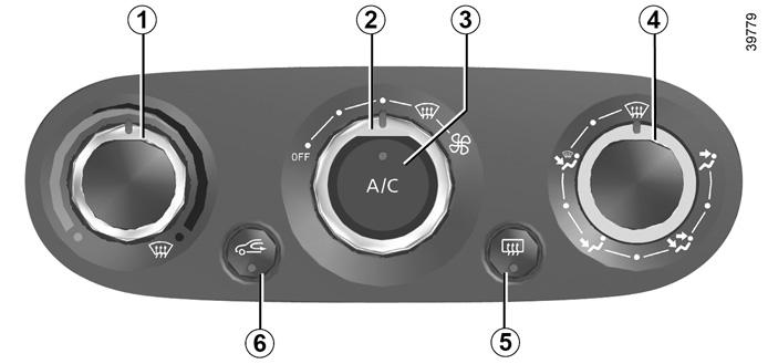 e guide renault com nouvelle clio profitez de tout le confort de votre v hicule air. Black Bedroom Furniture Sets. Home Design Ideas